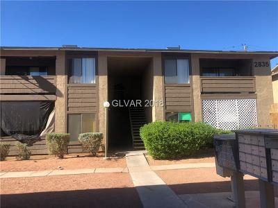 Las Vegas Multi Family Home For Sale: 2835 Wheelwright Drive