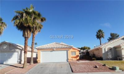 Las Vegas NV Single Family Home For Sale: $219,900