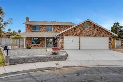 Las Vegas NV Single Family Home For Sale: $299,999