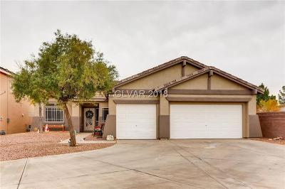 Henderson NV Single Family Home For Sale: $299,900
