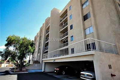 Clark County High Rise For Sale: 725 Royal Crest Circle #233