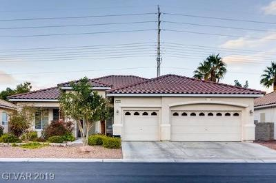 Las Vegas Single Family Home For Sale: 1414 Hodges Avenue