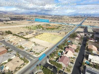 Las Vegas, Boulder City, Henderson Residential Lots & Land For Sale: Gilespie St