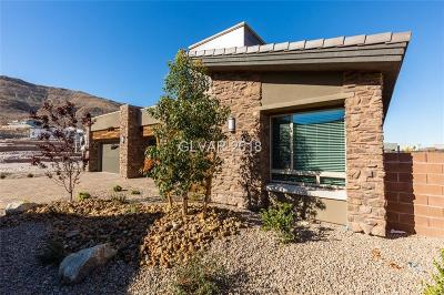 Las Vegas Single Family Home For Sale: 6268 Petroglyph Avenue