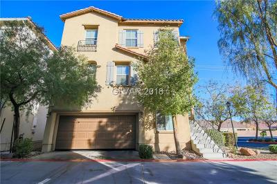 Las Vegas Single Family Home For Sale: 6480 Abbotsford House Court