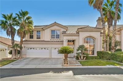 Las Vegas Single Family Home For Sale: 9049 Heavenly Valley Avenue