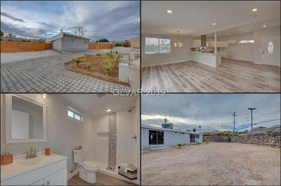 Single Family Home For Sale: 1863 Caballero Way