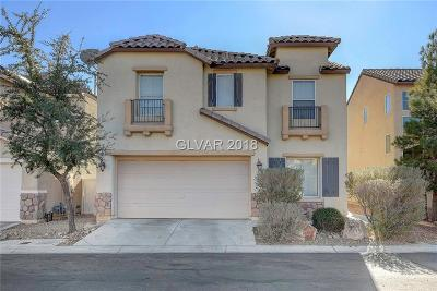 Canyon Crest Single Family Home Under Contract - Show: 5269 Palm Pinnacle Avenue