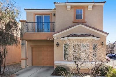 Henderson Single Family Home For Sale: 914 Blushing Rose Place