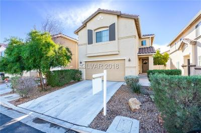 Las Vegas Single Family Home For Sale: 6479 Holyrod Park Court