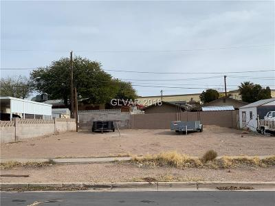 Boulder City Residential Lots & Land For Sale: 517 Elm Street