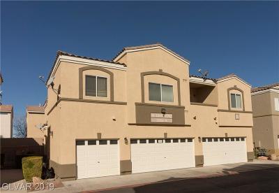Las Vegas NV Condo/Townhouse For Sale: $179,000