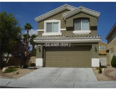 Las Vegas, North Las Vegas Rental Under Contract - No Show: 165 Wicked Wedge Way