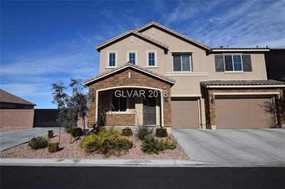 Las Vegas Single Family Home For Sale: 6500 Mission Crest Avenue