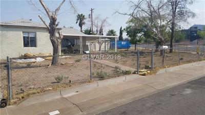 Henderson Single Family Home For Sale: 3 Brown Street