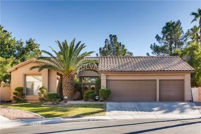 Single Family Home Under Contract - Show: 252 Pala Vista Circle