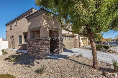 North Las Vegas Single Family Home For Sale: 3604 Turquoise Waters Avenue