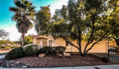 North Las Vegas NV Single Family Home For Sale: $279,900