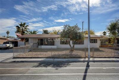 Single Family Home For Sale: 1063 Hacienda Avenue