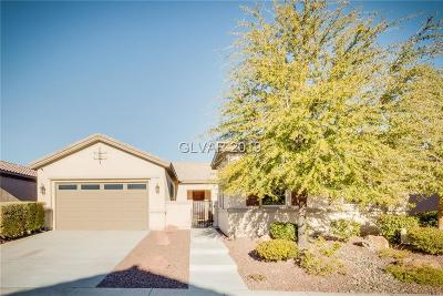 North Las Vegas Single Family Home For Sale: 3944 Eiderdown Place