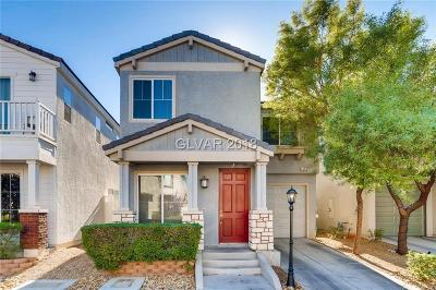 Las Vegas Single Family Home For Sale: 1689 Summer Blush Avenue