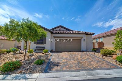 North Las Vegas Single Family Home For Sale: 1017 Vegas Palm Avenue