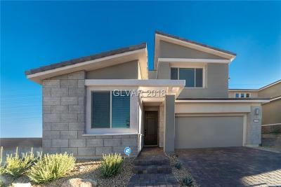 Las Vegas NV Single Family Home For Sale: $630,000