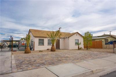 Henderson Single Family Home For Sale: 1936 Bearden Avenue