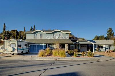 Boulder City Single Family Home Under Contract - No Show: 862 Armada Place
