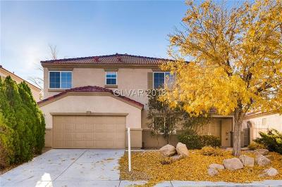North Las Vegas Single Family Home For Sale: 627 Dry Valley Avenue
