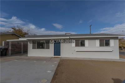 Las Vegas NV Single Family Home For Sale: $179,999
