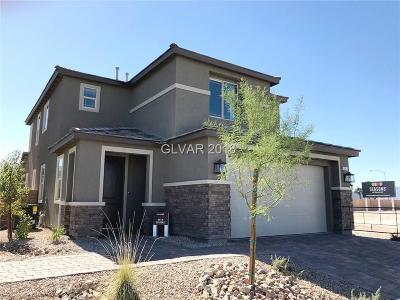 North Las Vegas Single Family Home For Sale: 1817 Pinsky Lane