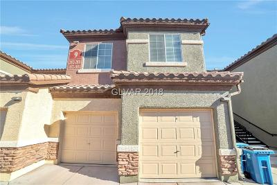 Las Vegas Condo/Townhouse For Sale: 8324 Charleston Boulevard #2031