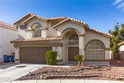 Las Vegas NV Single Family Home For Sale: $294,900