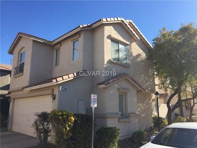 Las Vegas Single Family Home For Sale: 10246 Keystone Pastures Street