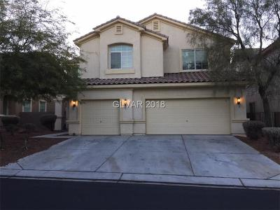 Las Vegas Rental For Rent: 11655 Firesteed Place