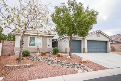 Las Vegas Single Family Home For Sale: 10244 Cowboys Dream Street
