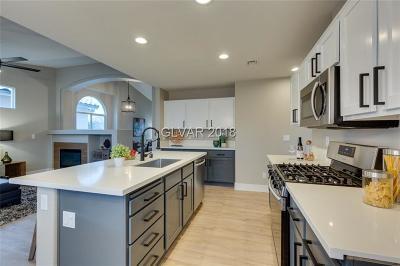 Las Vegas Single Family Home For Sale: 8016 Kentshire Drive