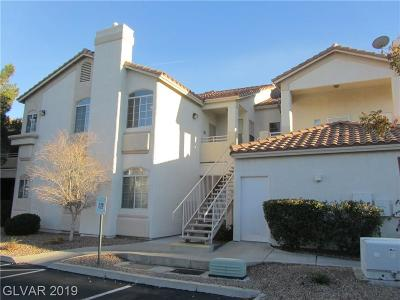Las Vegas, Henderson Condo/Townhouse For Sale: 75 Valle Verde Drive #1521