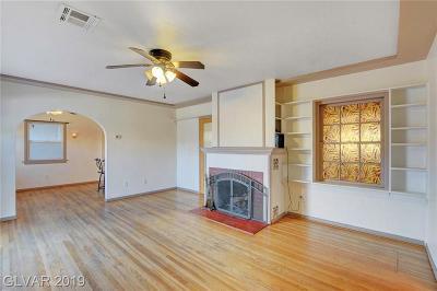 Boulder City Single Family Home For Sale: 555 G Avenue