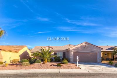 Henderson Single Family Home For Sale: 2134 Clearwater Lake Drive