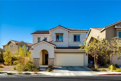 Las Vegas Single Family Home For Sale: 7931 Eastern Elk Street