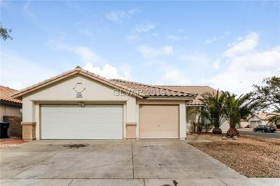 Henderson Single Family Home For Sale: 1358 Land Breeze Court