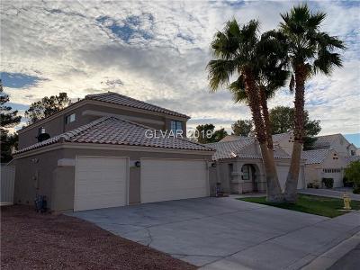 Henderson Single Family Home For Sale: 305 Lander Drive