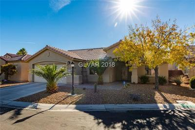 Las Vegas Single Family Home For Sale: 5573 Wedge Court