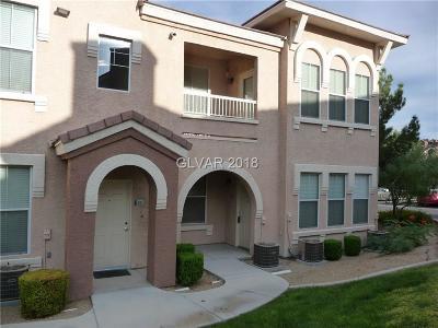 Las Vegas Condo/Townhouse For Sale: 9975 Peace Way #1001