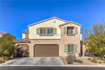 North Las Vegas Single Family Home For Sale: 1204 Cactus Grove Court