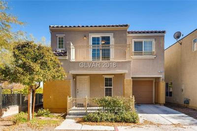 Las Vegas Single Family Home For Sale: 7460 Enviable Court
