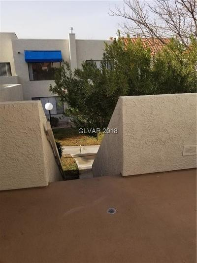 Las Vegas Condo/Townhouse For Sale
