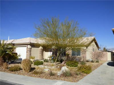 Las Vegas Single Family Home For Sale: 7904 Canley Avenue